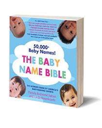 baby name bible